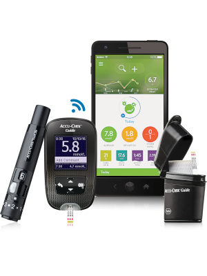 Accu-Chek® Guide 智航血糖機升級優惠